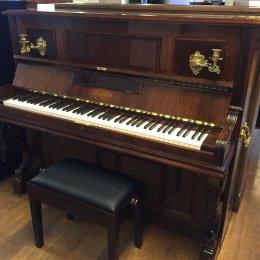 - Andere Marke - Erard 138 Piano von 1911 in Palisander mat
