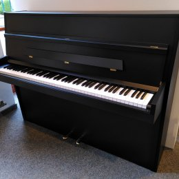 - Andere Marke - Weiss - Piano von 1970 in Zwart mat