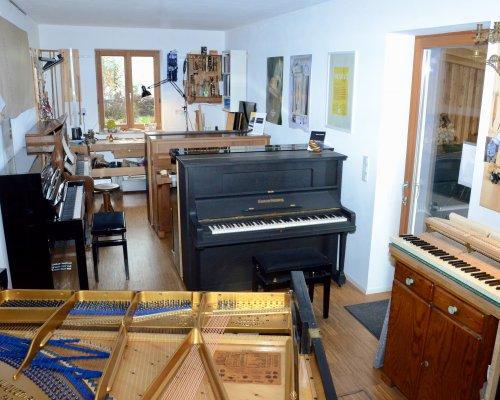 Riedel – Werkstatt für Flügel und Klaviere